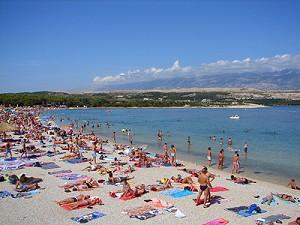 Die Buchten Und Strände Von Rhodos In Der Südlichen ägäis Strand