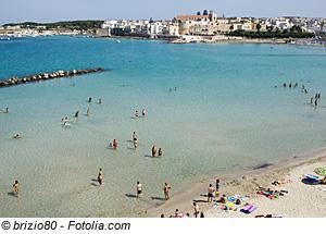 adriatisches meer italien