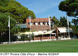 Clubhaus Old Course Cannes Mandelieu, Cannes