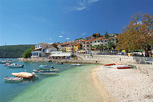 Rabac in Istrien