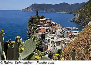 Vernazza, Ligurien