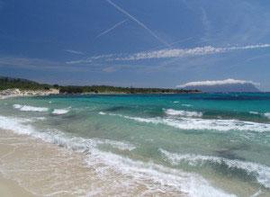 Bosa: Strand auf Sardinien